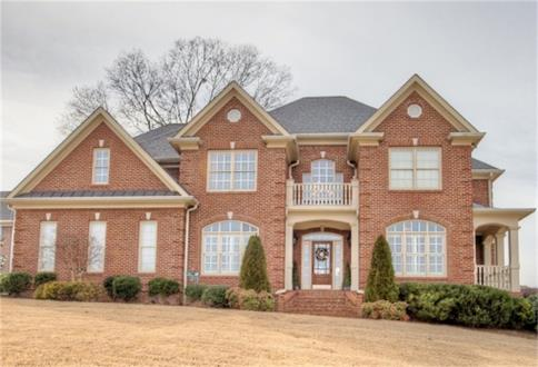 10 Major Ridge Road Ringgold GA 30736 for sale, golfing community, luxury home, community pool, home