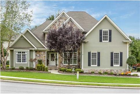 Home for sale at 2030 Turnberry Circle Hixson TN 37343