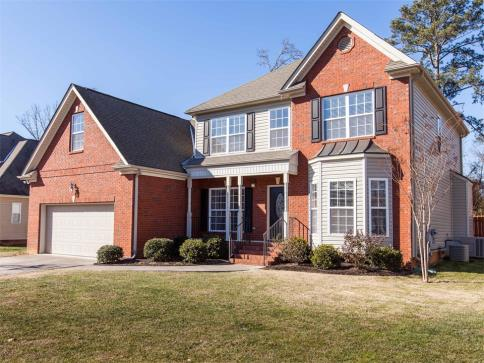 2356 Sargent Daly Drive Chattanooga TN 37421 for sale by Paula McDaniel,East Brainerd,two story home