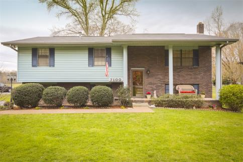 7100 Moses Road Hixson Tn 37343 Us Chattanooga Home For