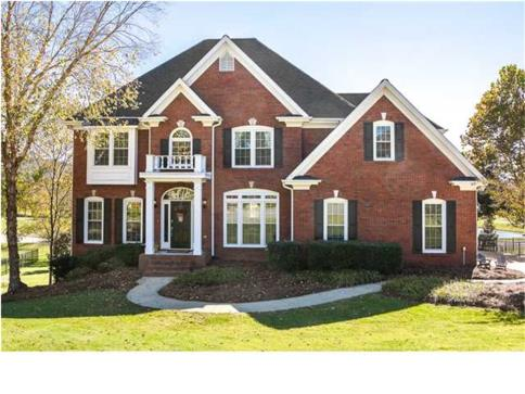 Home for sale at 9702 Cloverleaf Place ooltewah tn 37363